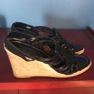 Enzo Angiolini Shoes - Enzo Angiolini Leather Sandals